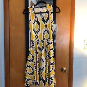 NWT LuLaRoe Nicki Dress XXS
